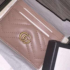 Gucci Marmont card case